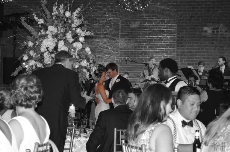 Congratulations to Mr. and Mrs. Jaime Rahn! 7.11.15