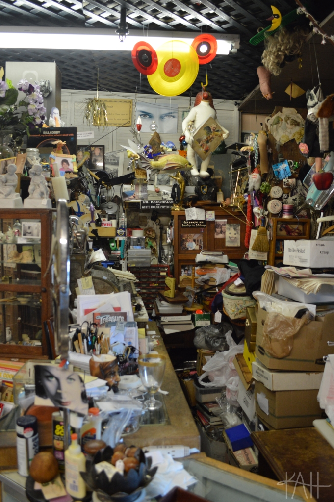Attic Antiques sure represents its name well.