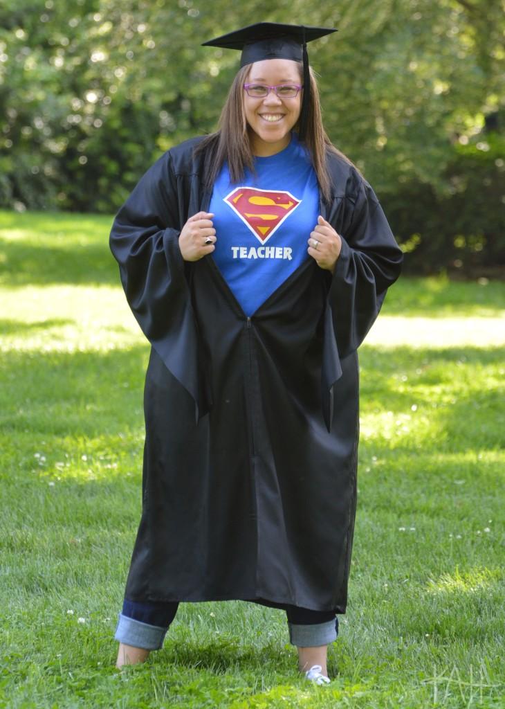 Congrats, SuperTeacher!